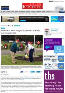 Redmond Reporter Article 12-2013